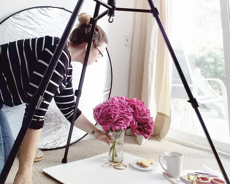 How planning a photo shoot is like creating a vision for your business