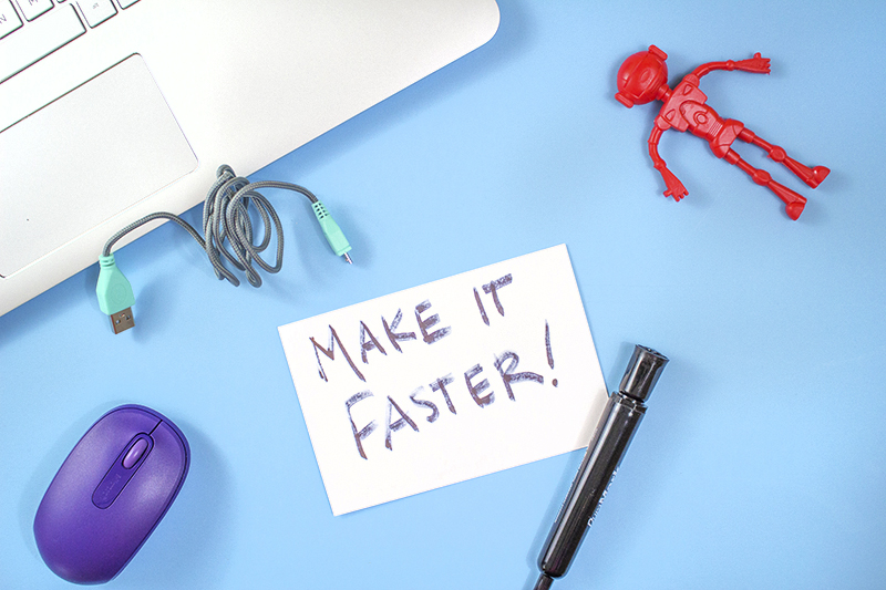 7 steps to make your computer faster, today