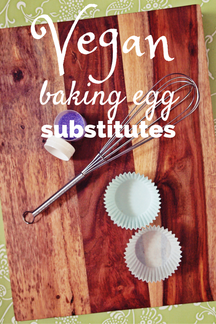 Vegan baking egg substitutes you should try in your next baking recipes