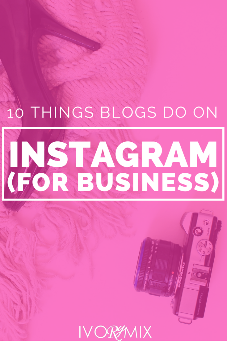 how to start a successful blog on instagram