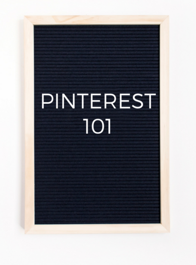 Simple 5 minute tasks to grow your blog using Pinterest
