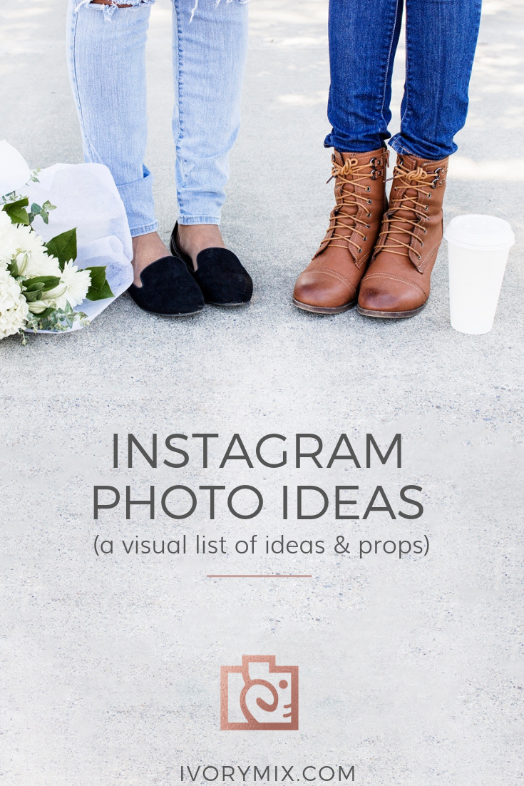 Instagram photo ideas (with a list of props and locations) Instagram Photo Ideas for When You Have Nothing to Post . Looking for ideas for what to post on Instagram? Here are 11 photo ideas on what to post to Instagram!