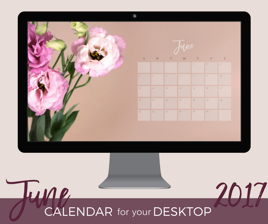 June 2017 Desktop Wallpaper download