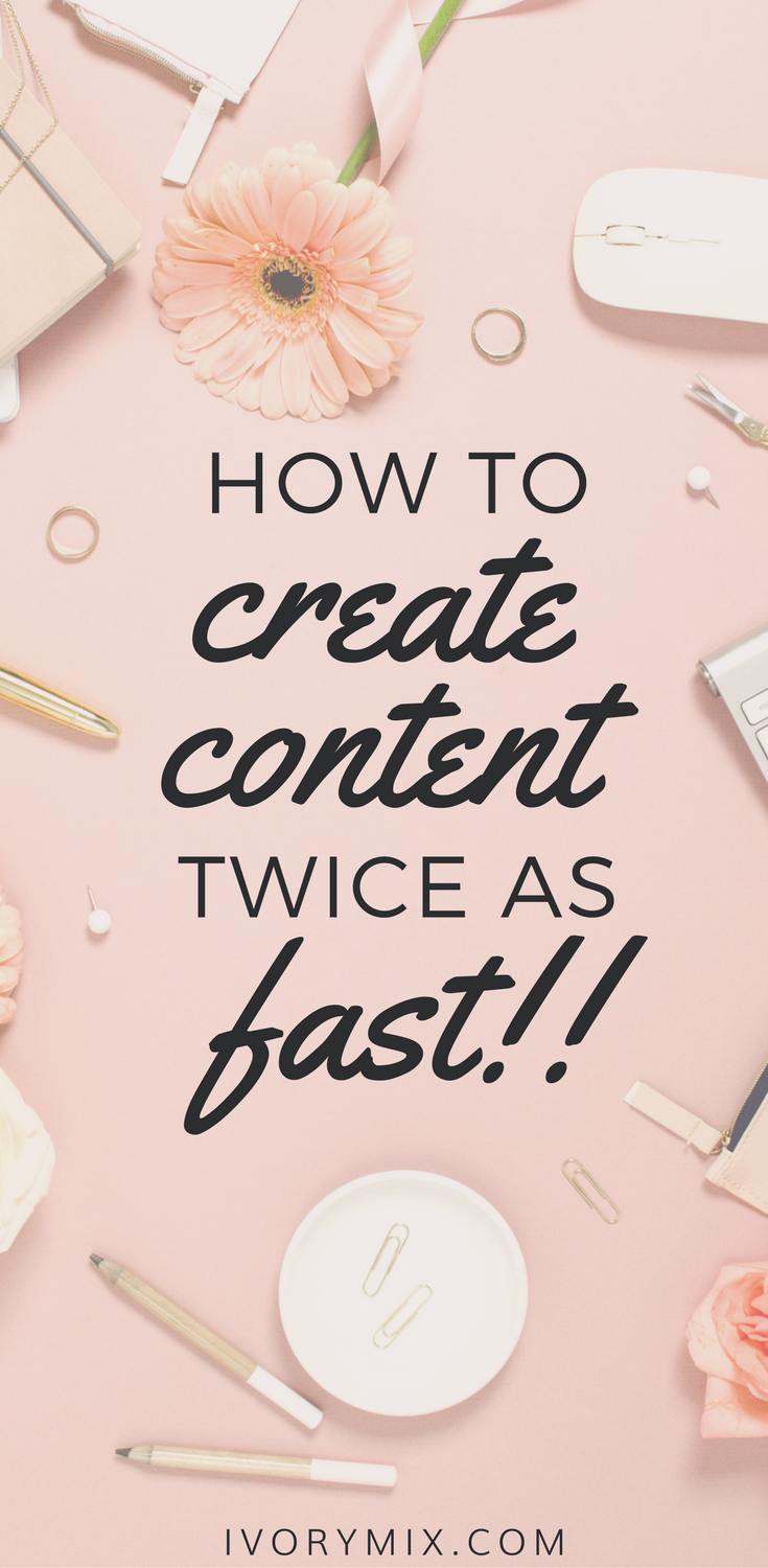 How to create and schedule and essential content strategy twice as fast | I know you have genuinely intended on posting on a regular basis to Instagram, Facebook, and Twitter and building your following and increasing your traffic… But then what happens is that life and other responsibilities get in the way. Let's look at how you can better optimize some of your social media marketing campaigns. Click here to read more