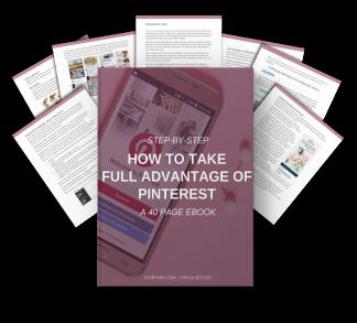 Pinterest Ebook Marketing for Bloggers