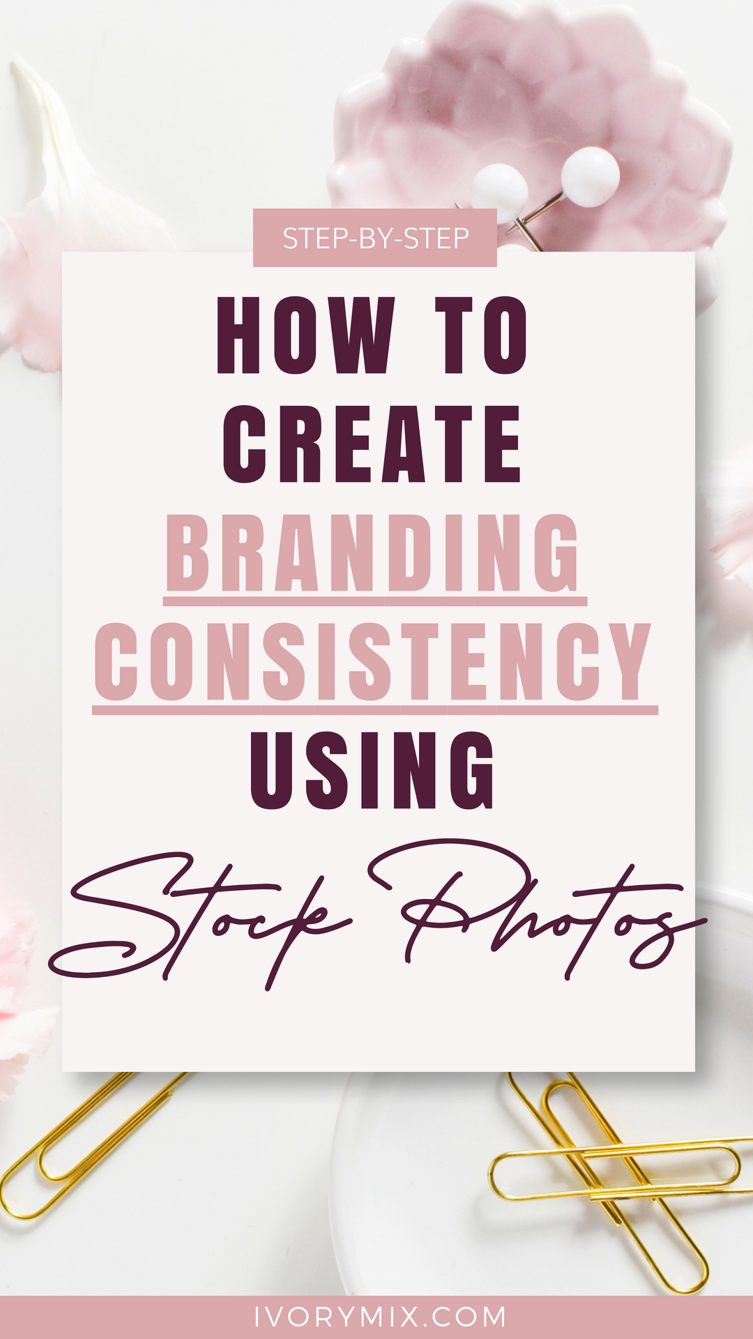 How to create brand consistency with stock photos