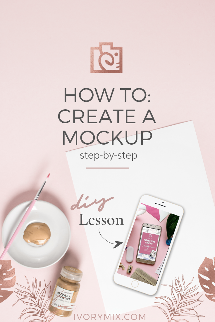 how to create and make mock ups || Have you created a device mockup before? Or how about a free mockup for your product mockup or your website mockup ? Be sure to check out this tutorial to see how you can use photoshop