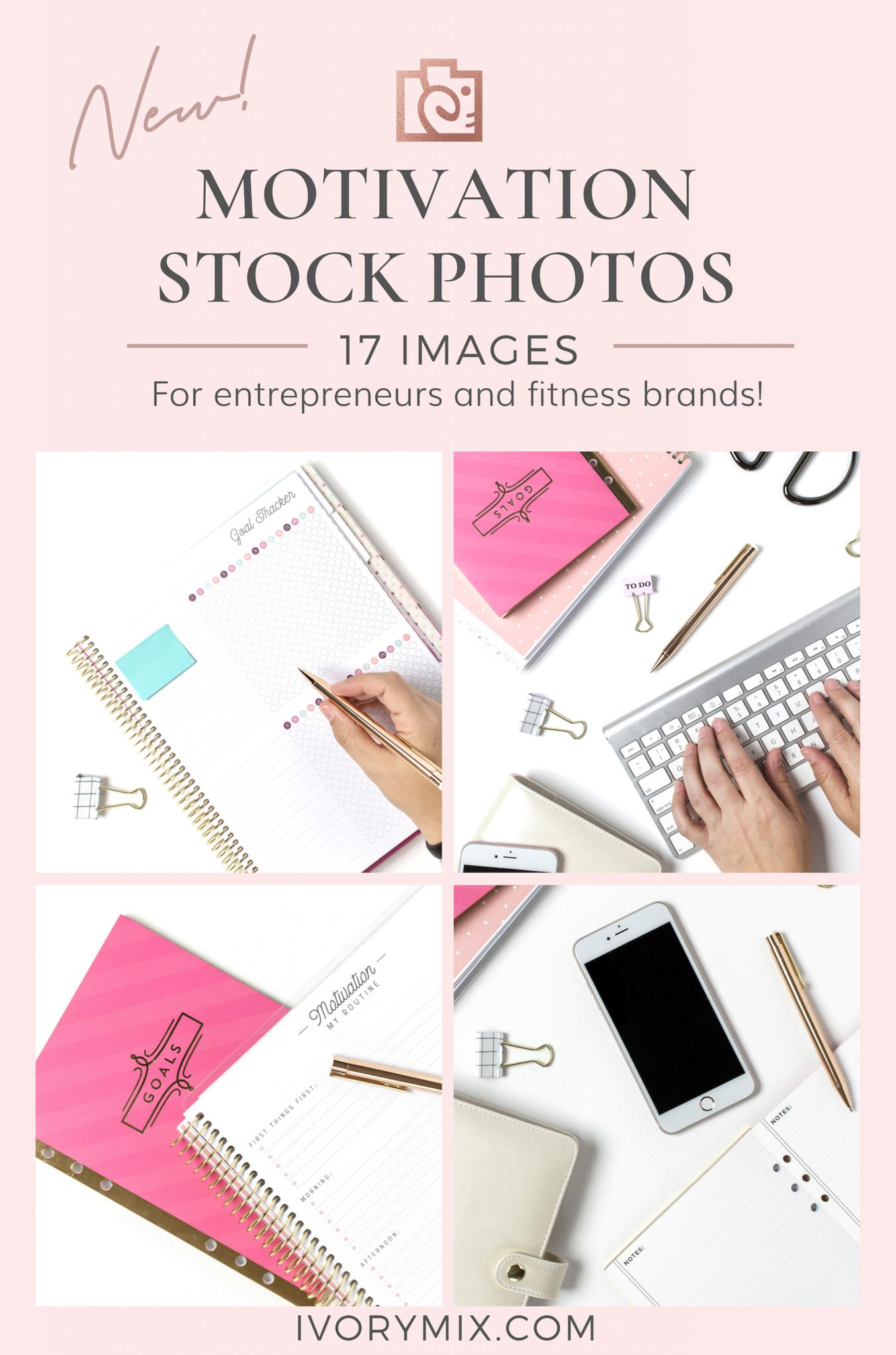 styled stock photos for entrepreneurs motivational and fitness brands