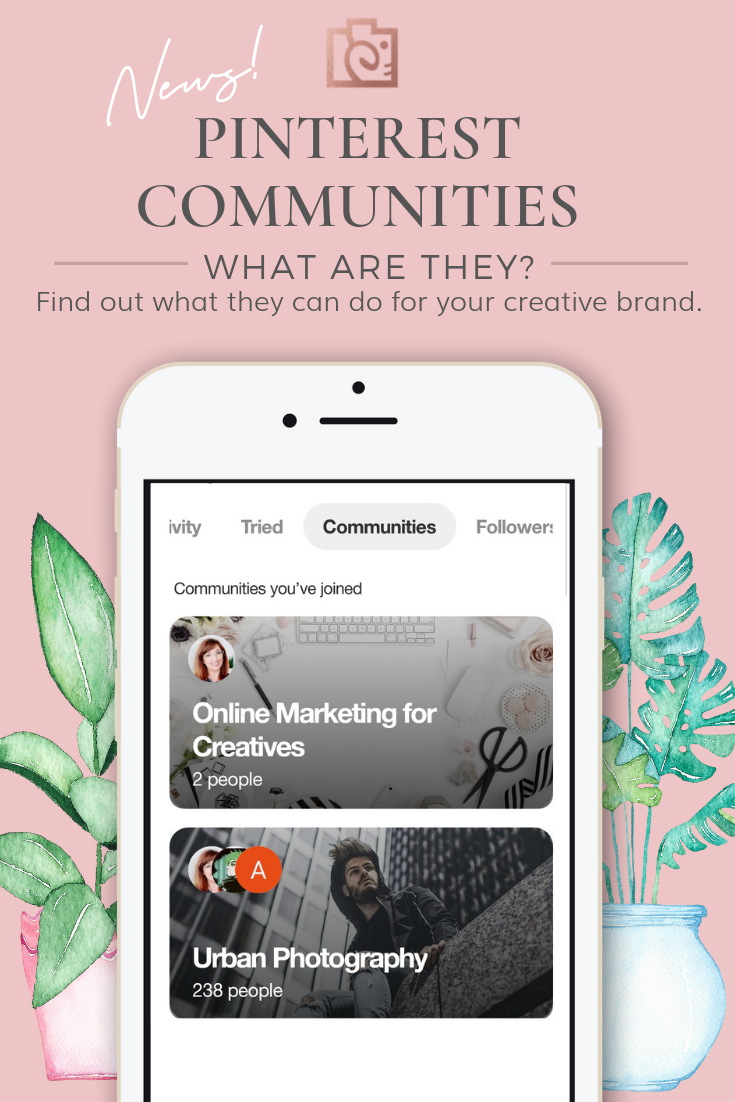 Pinterest Communities - what are they and how can you join.