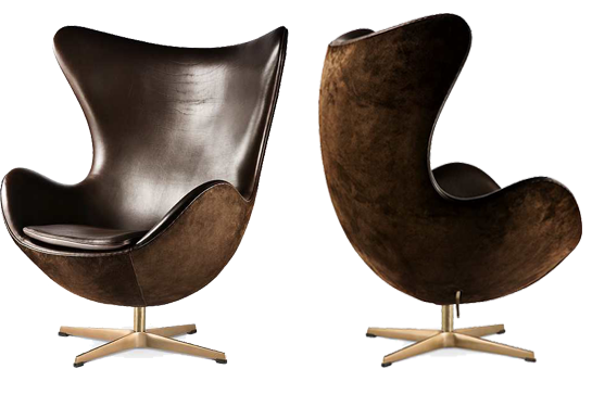 The big list of mid century modern furniture for Famous modern chairs