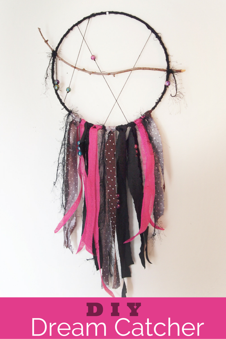 Make a Dreamcatcher (with passion & intention)