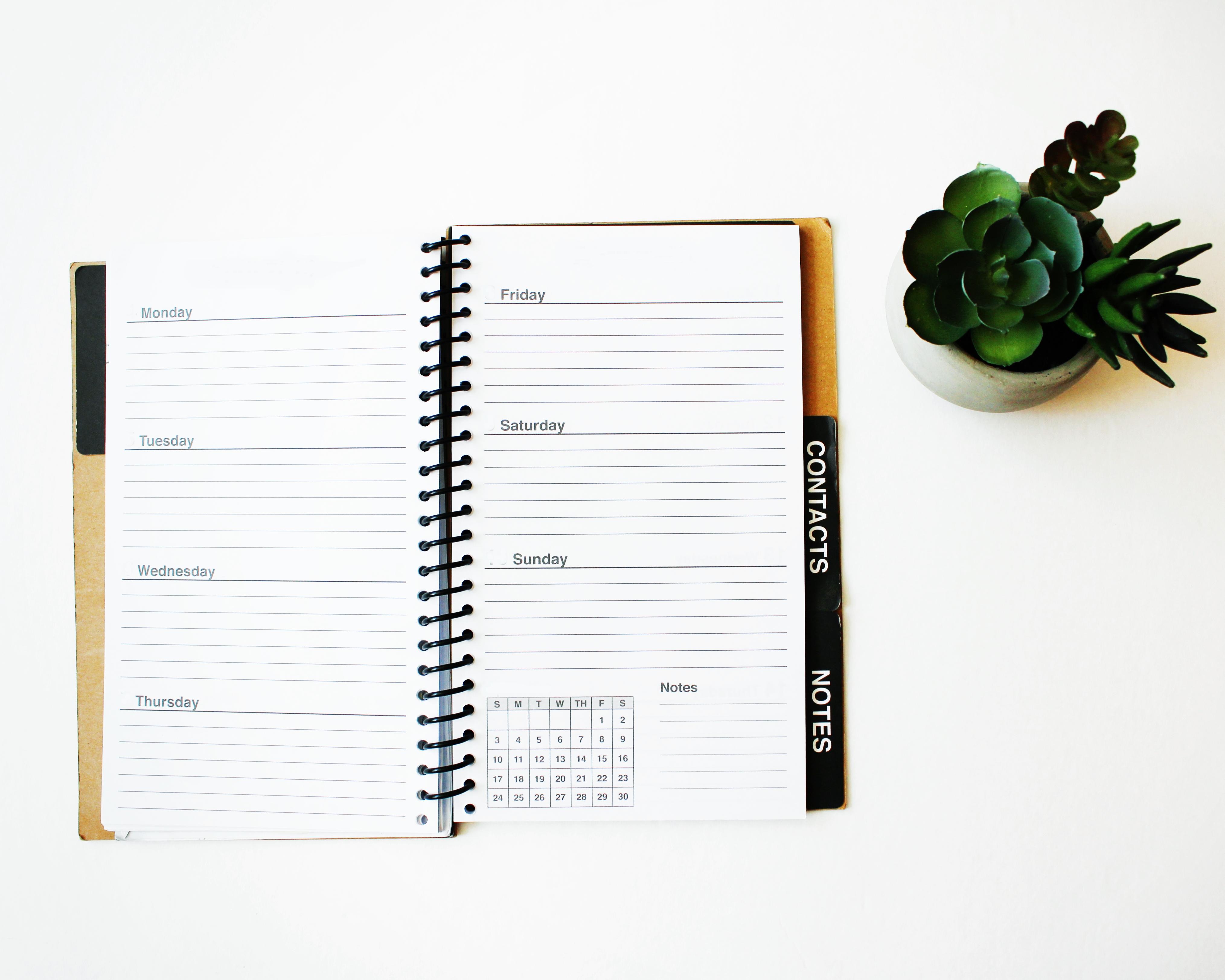 Editorial calendar ideas to inspire and make you a better blogger