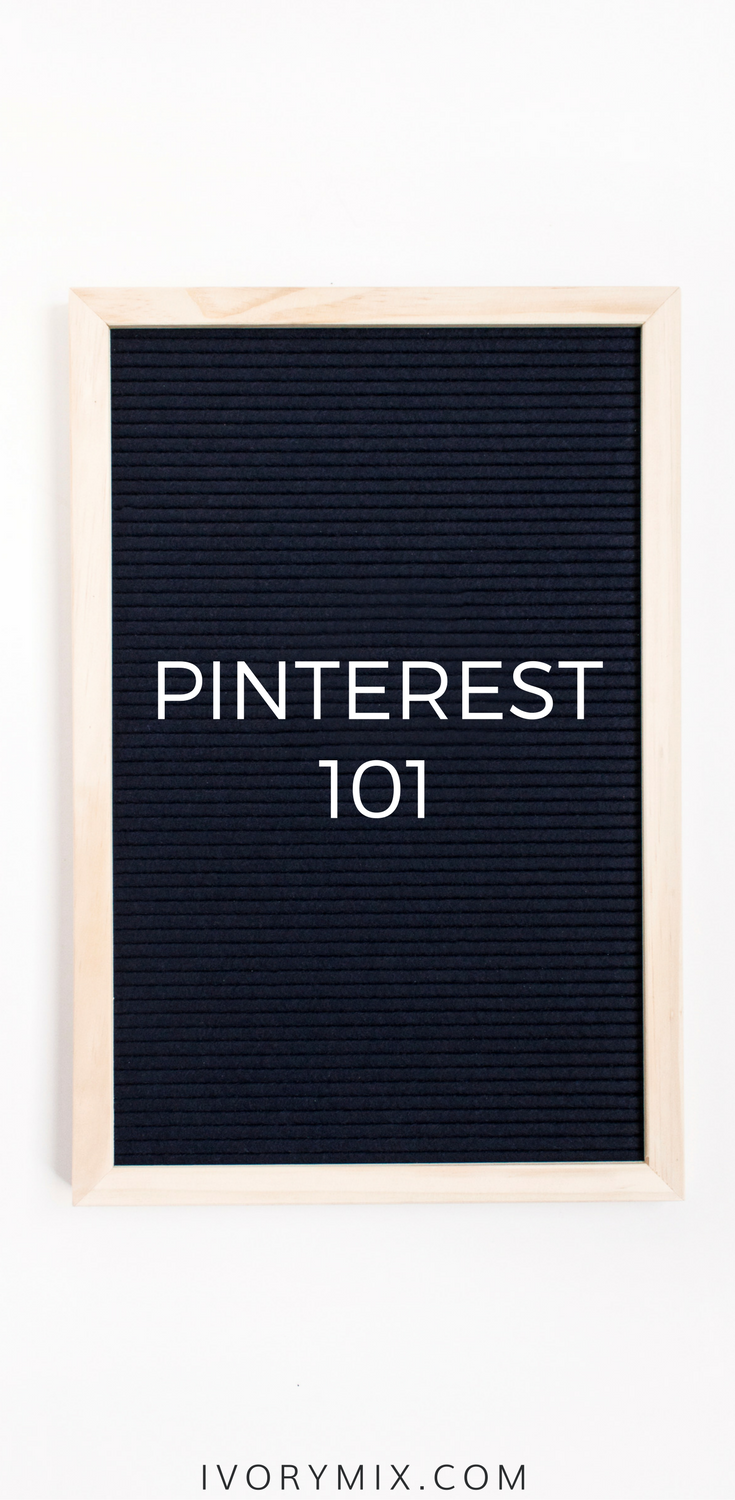 Pinterest strategies 101 for bloggers business owners and marketing your website