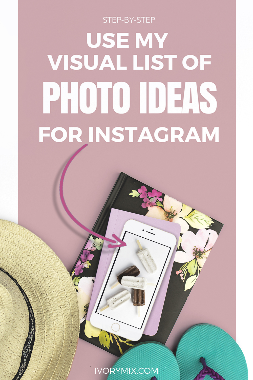 Photo ideas for instagram planning and sharing content