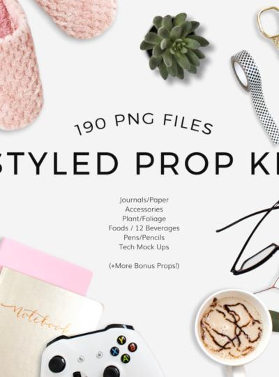 Styled Prop Kit – Scene Creator (250 Props)