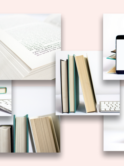 Stock Photos for Writers and Authors