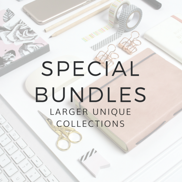 Social Quotes & Limited Bundles