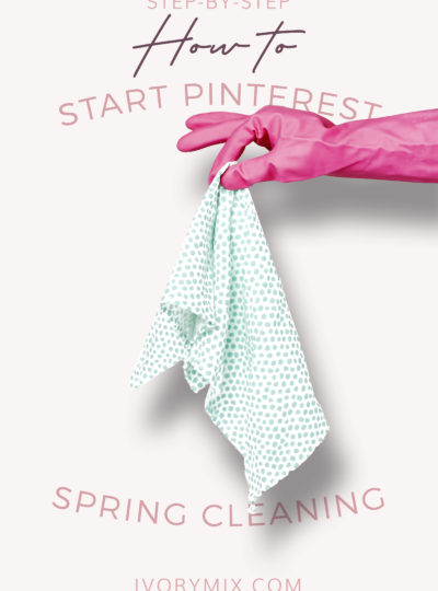 How to clean up your Pinterest account