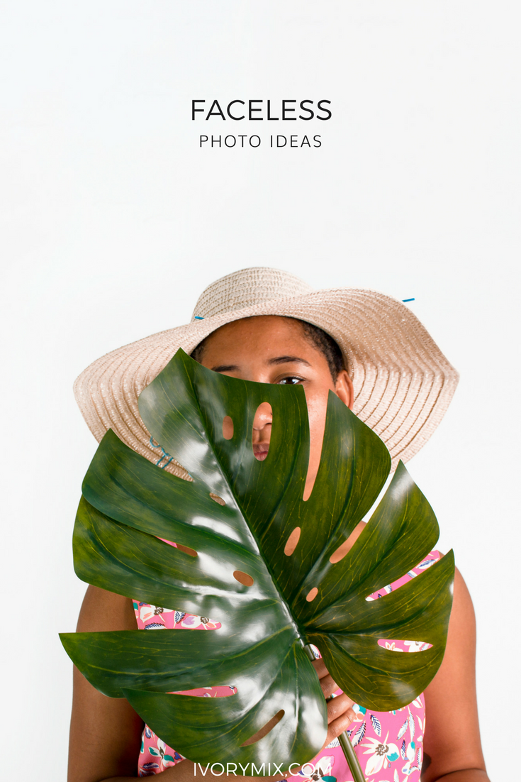 13 Faceless Instagram Photography Ideas (perfect for kids too