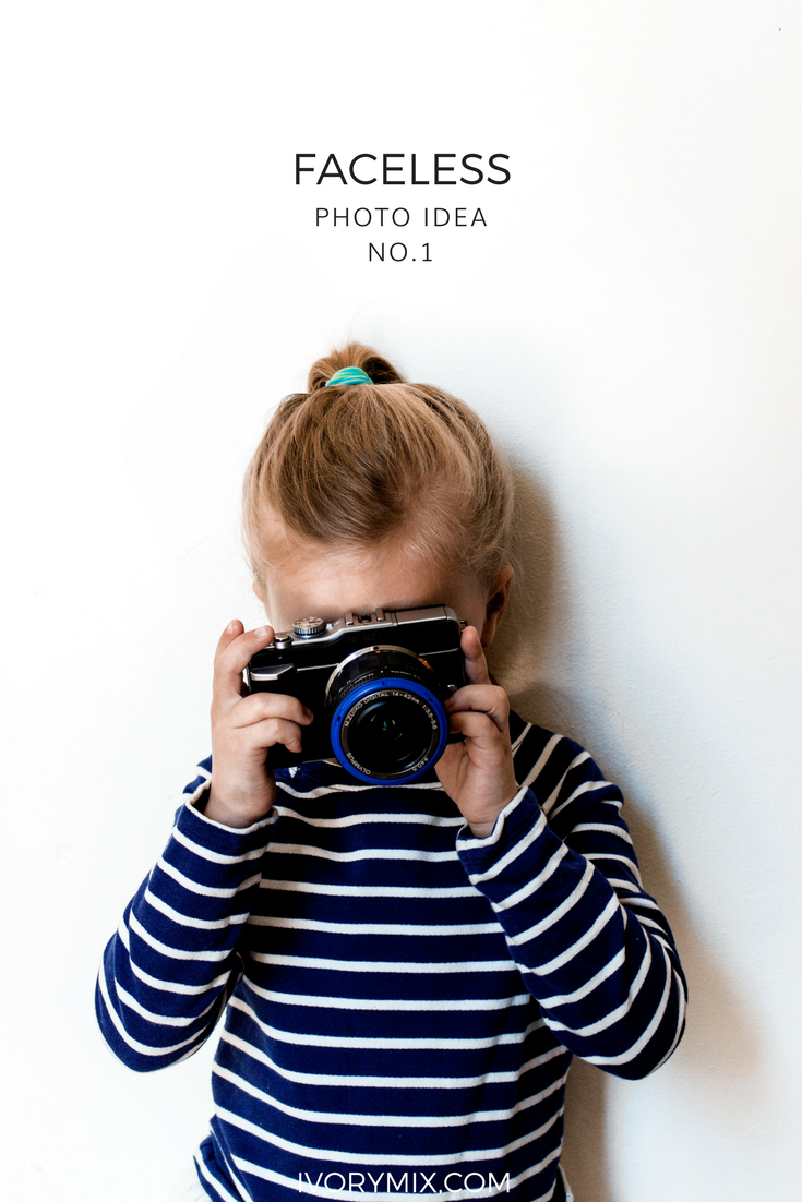 Faceless Instagram Photography Ideas