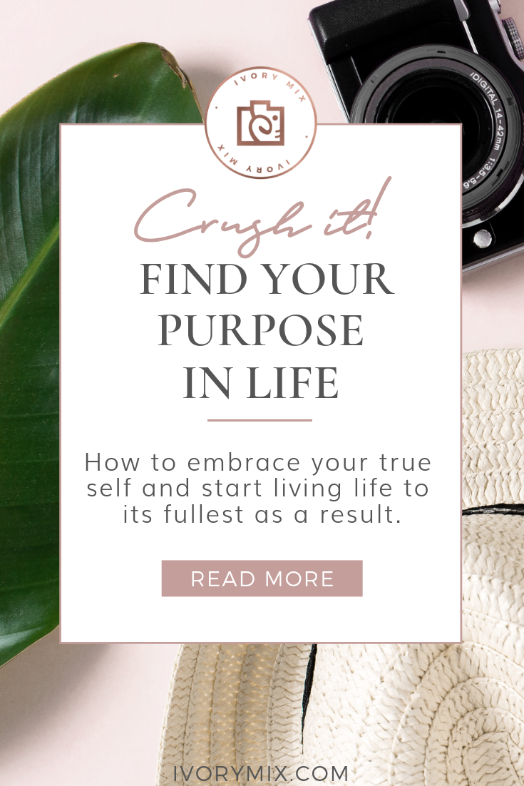 how to find your life's purpose and passion
