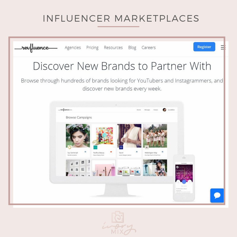 Instagram Marketing Marketplace for Influencers