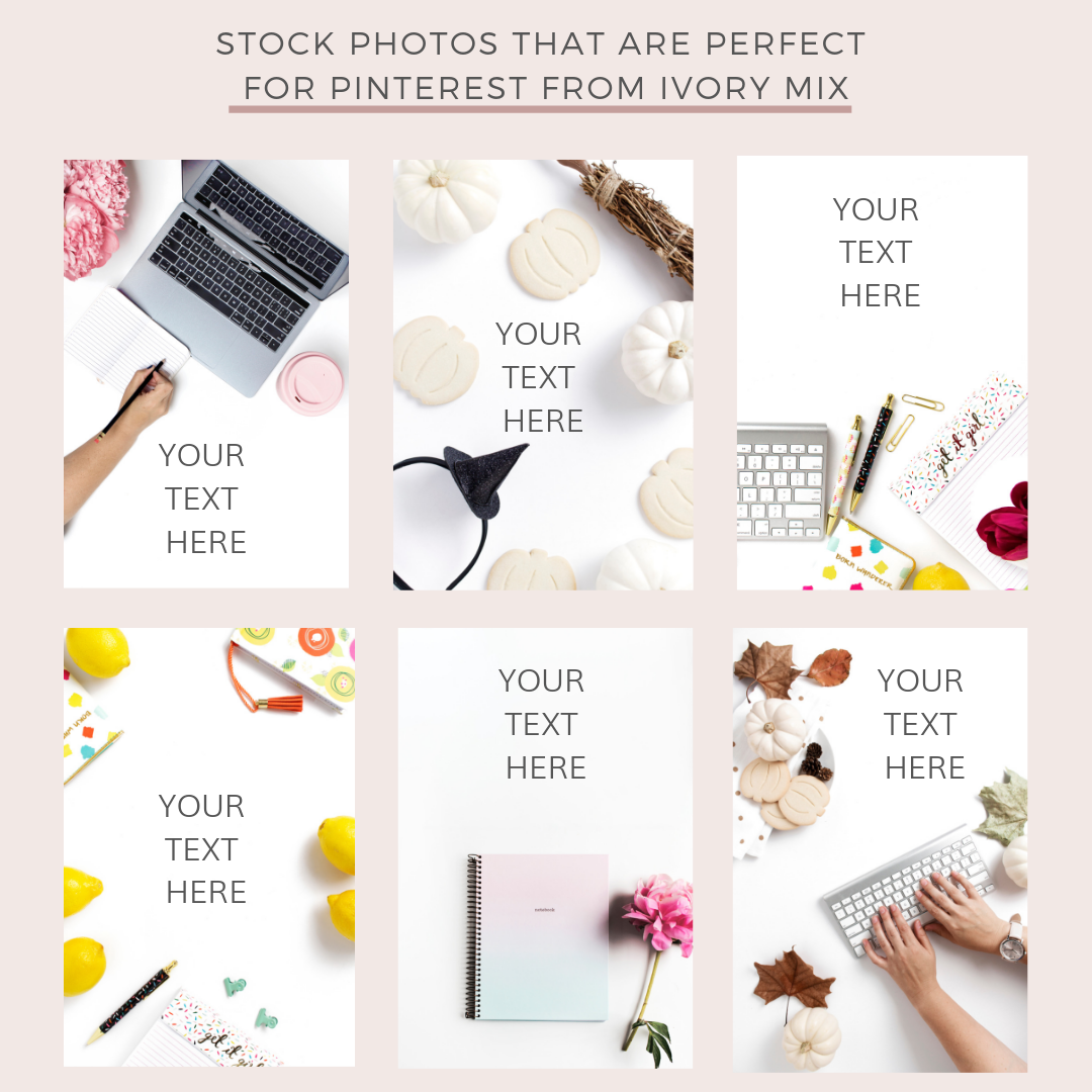 IVORY MIX PINTEREST STOCK PHOTOS