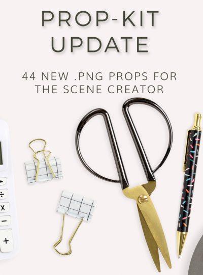 Prop Kit Update – October 2018
