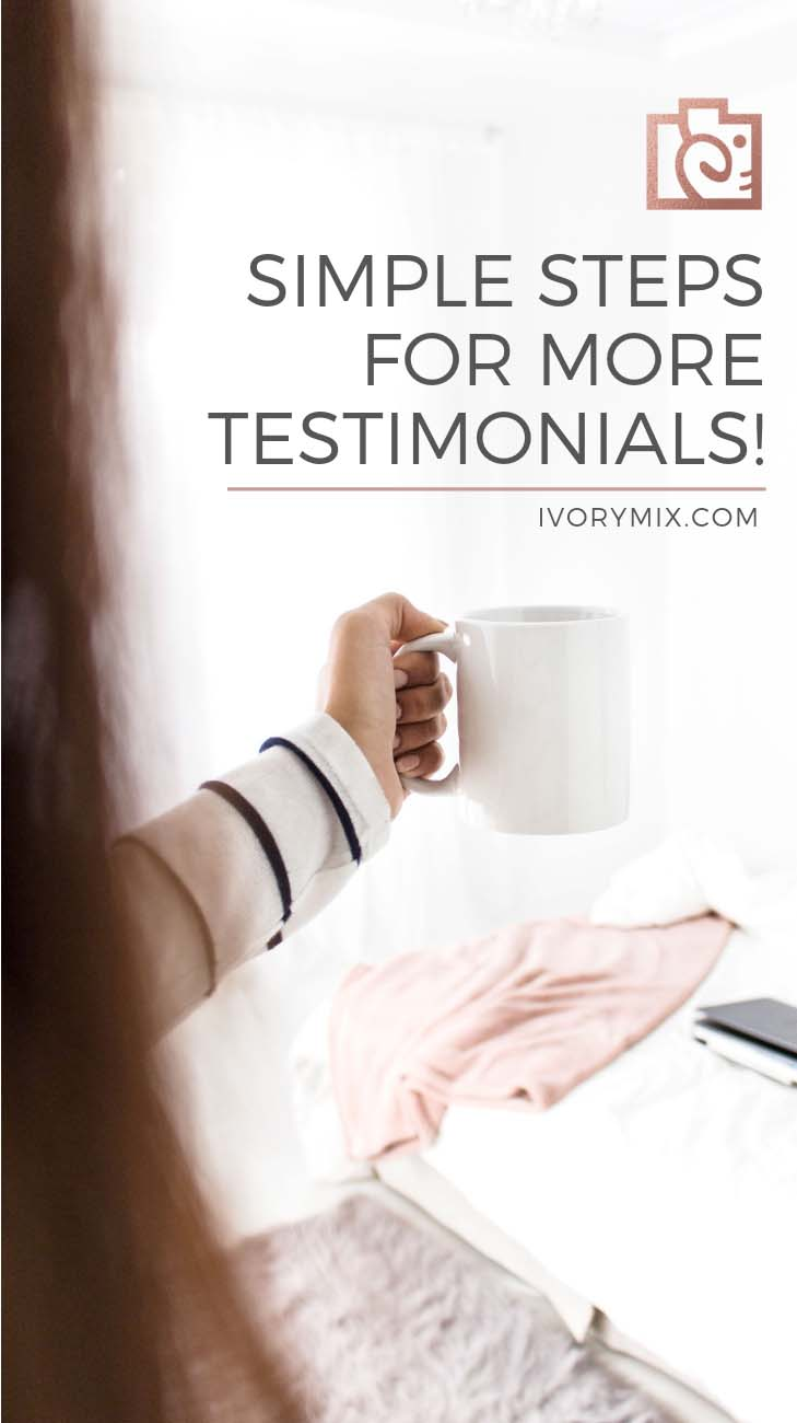 How to get testimonials before and after launch of your product