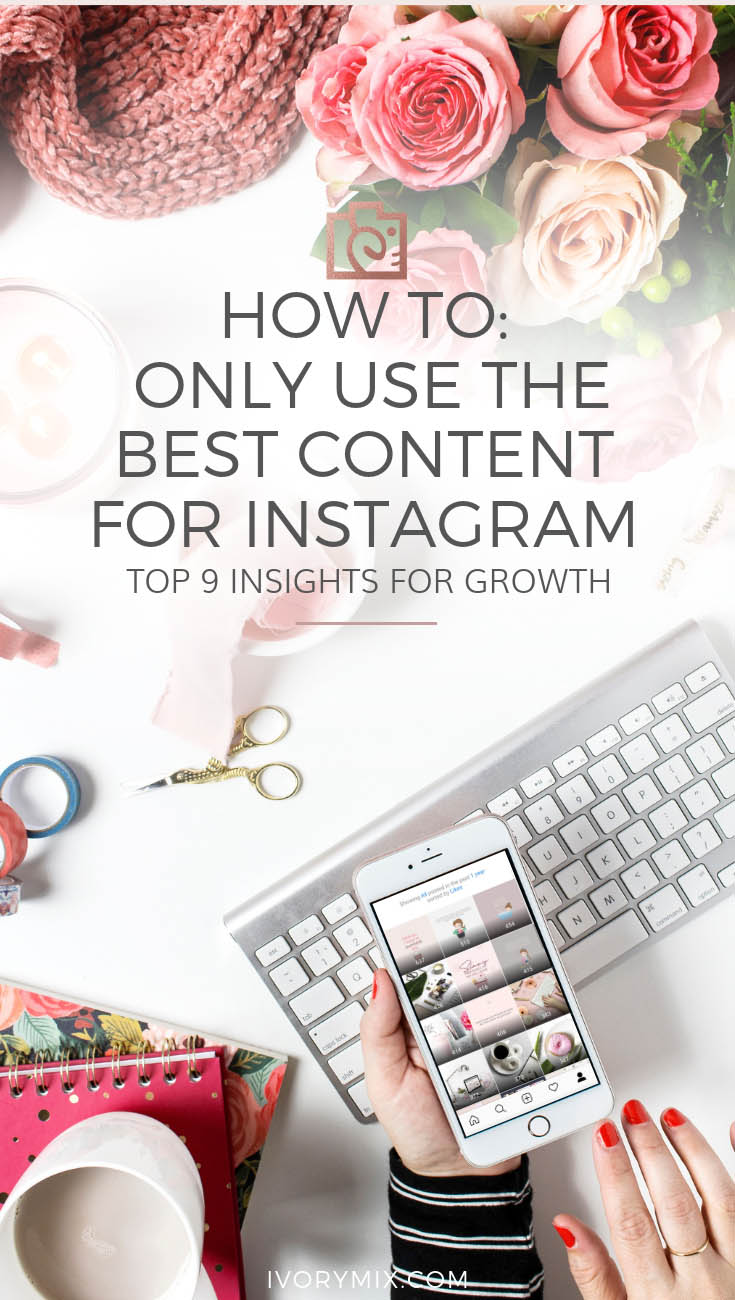 best 9 insights for planning and growing instagram