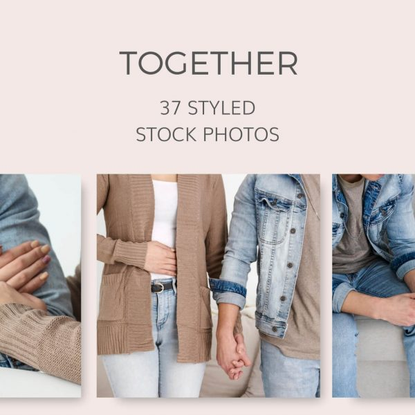 Together-Couple-Love-Styled-Stock-Photos