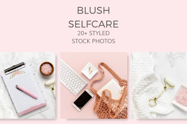 Blush Selfcare Photos