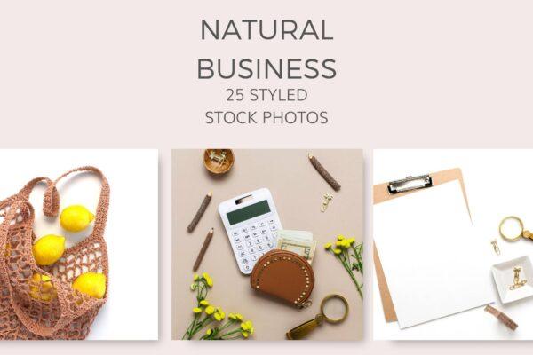 Natural Business Stock Photos
