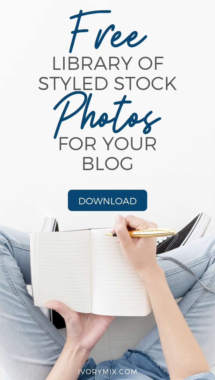Free Styled Stock Photos for Blogs, Social Media, and Websites