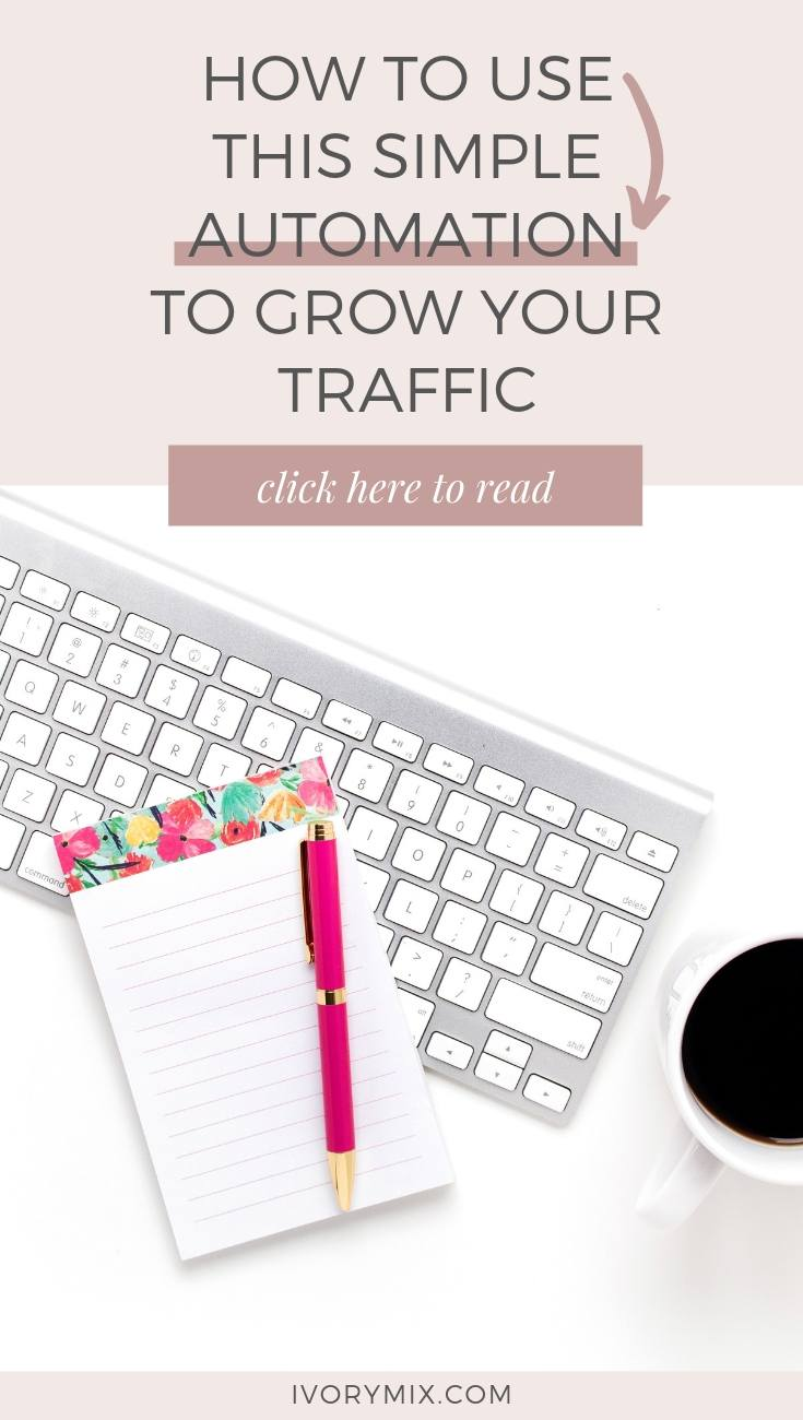 Use this automation to grow your email list, traffic, and sales.