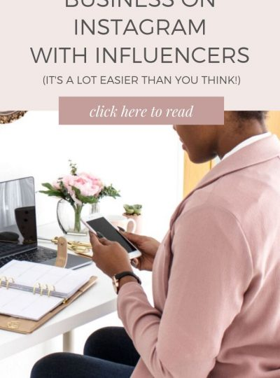 How to Master Influencer Marketing on Instagram
