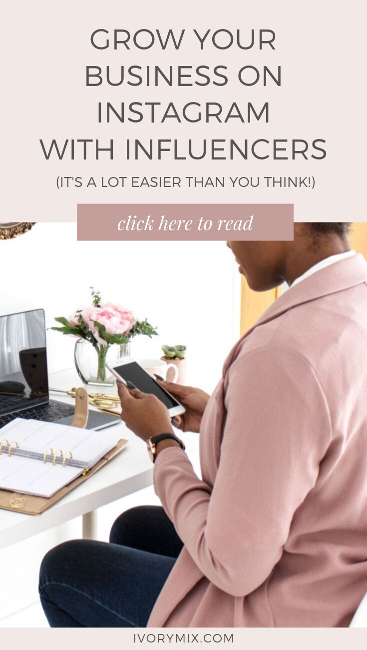 How to Master Influencer Marketing on Instagram - Grow your business on Instagram with influencers