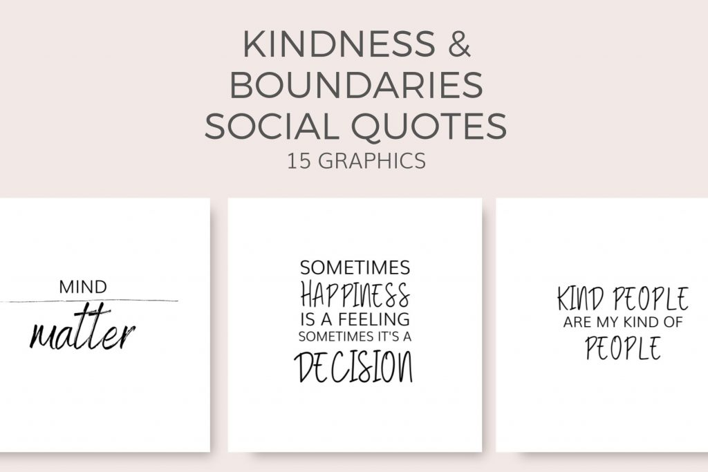 kindness social media graphic quotesStyled Stock Photos by Ivory Mix (1)
