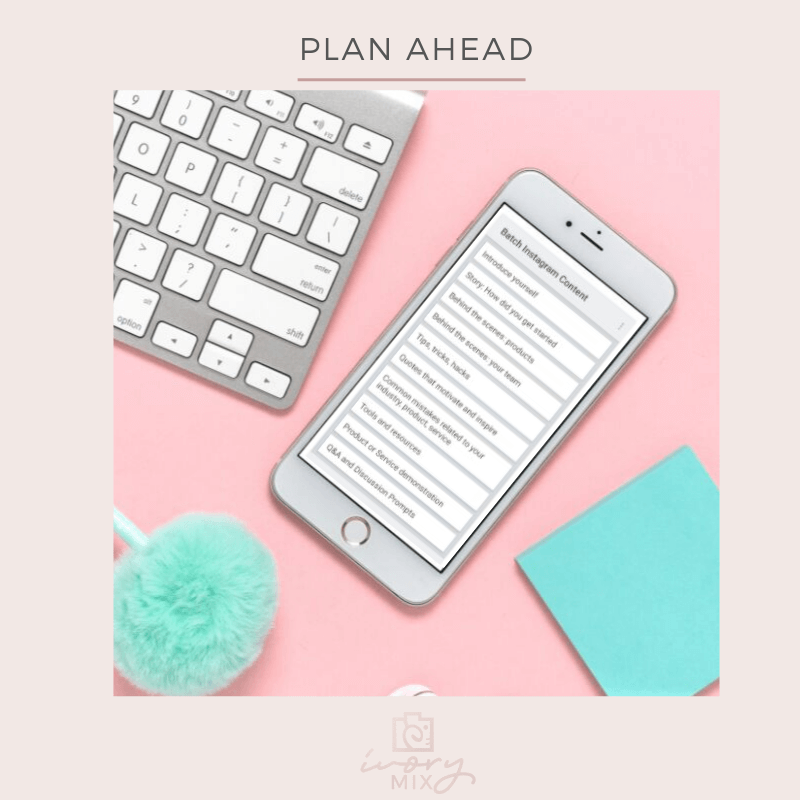 plan your content ahead of time (1)