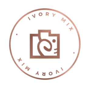 Ivory Mix Styled Stock Photo Badge