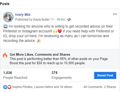 Instagram and Pinterest Marketing Advice