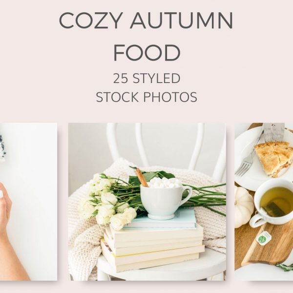 cozy autumn food style stock photos sample