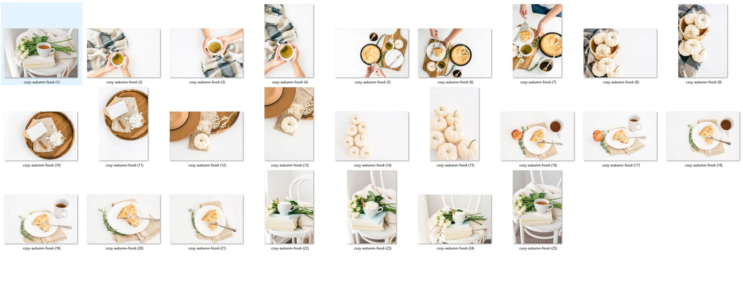 cozy autumn food style stock photos sample
