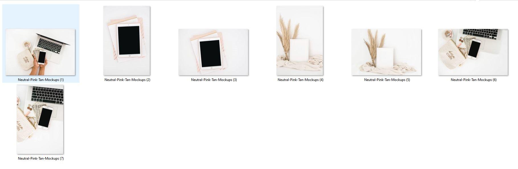 nautral tan mockups stock photos sample