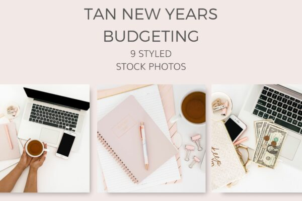 tan new years budget stock photos sample