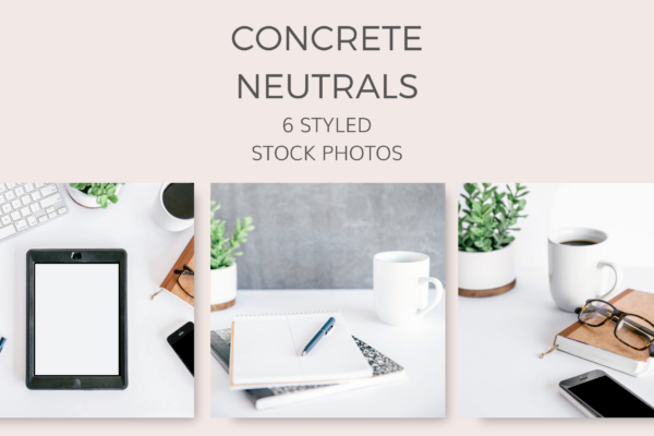 styled stock photos