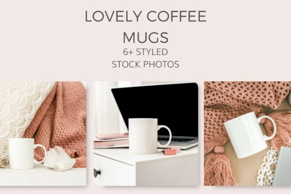 lovely mug mock ups