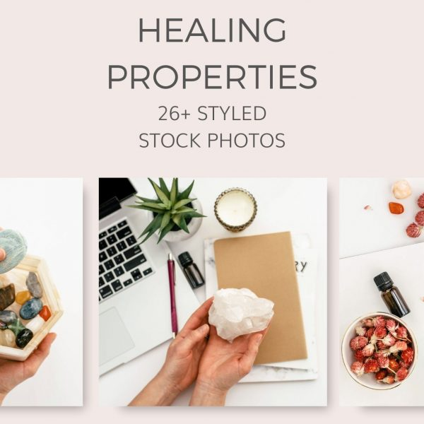 healing properties - HEALTH WELLNESS CRYSTALS AND GEMS STOCK PHOTOS