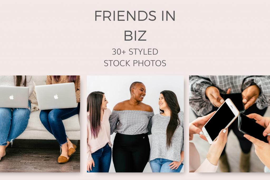 friends in biz