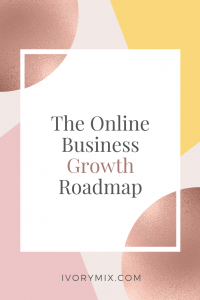 The online business growth roadmap